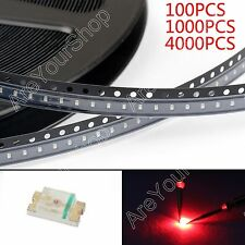 0603 SMD LED Red Green Blue Yellow White Orange Purple 7Colours Light Diodes UE