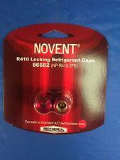 Rectorseal R410 Locking Refrigerant Caps NP-R410-2pk