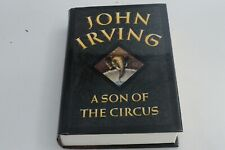 """""""A Son of the Circus"""" by John Irving, 1st Edition 1st Printing"""