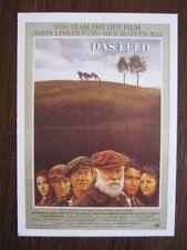 Filmplakatkarte / moviepostercard  Das Feld  Richard Harris, John Hurt