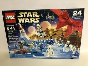 2016 LEGO STAR WARS ADVENT CALENDAR 75146 *NEW & SEALED*