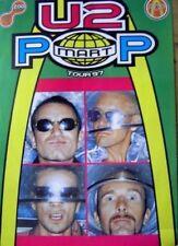 U2 - 4 Faces Pop Mart Poster