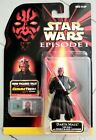1998 Star Wars Ep 1 TPM Commtech Figure Darth Maul Jedi Duel MOC Lot Vintage