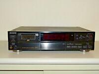 Sony DTC-59ES High-End DAT-Recorder in Schwarz, sehr gepflegt, 2 Jahre Garantie