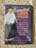 ESSENTIAL LINE DANCES Vol 2 Video Trautman Dancing Lesson DVD NIB
