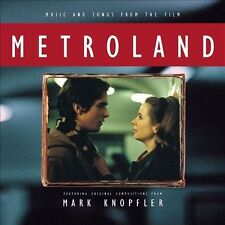 Metroland: Music and Songs from the Film; 1999 CD, ADVANCE, Mark Knopfler, PROMO