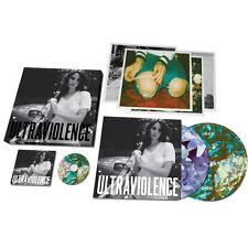 Lana Del Rey Ultraviolence BOXET Heavyweight 2LP VINYL CD PRINTS SEALED