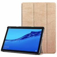 Funda Protectora Para Huawei Mediapad M5 Lite Tablet Libro Tapa Estuche