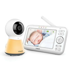 Vtech Full Colour Video & 2 Way Audio Baby Monitor/Night Light/Thermometer/Sound