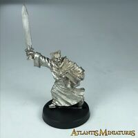 Metal Imperial Preacher Witch-hunter Imperial Guard - Warhammer 40K X4183