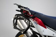 PRO Seitenträger Schwarz. Honda CRF1000L / Adventure Sp | B-Ware SW-MOTECH
