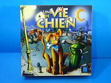 Une Vie de Chien FRENCH / FRANÇAIS Board Game / Jeu 100% Complet--Descartes 2000