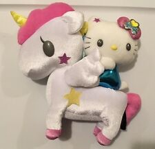 NWT Rare Tokidoki x Hello Kitty Pegaso Large Plush