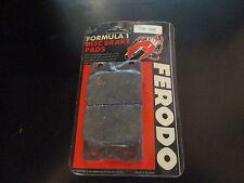 NOS Ferodo Suzuki Brake Pads 1998-2001 VL1500 1986-1989 RG500 FDB389R