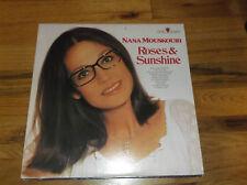Nana Mouskouri Roses And Sunshine Vinyl Lp Record