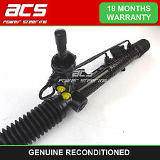 BMW 3 SERIES E30 POWER STEERING RACK 1988 TO 1994 - RECONDITIONED