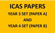 ICAS Papers Year 3 + Year 4 Set (more than 125 papers)