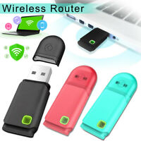 USB Wifi Dongle Modem Mini Wireless Router 300Mbps Mobile Wifi Hotspot For Car