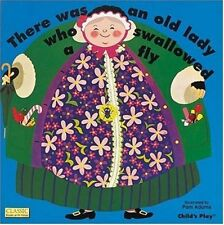 There Was an Old Lady Who Swallowed a Fly (Classic
