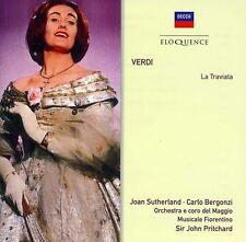 John Pritchard, Joan Sutherland - Verdi: La Traviata [New CD] Australia - Import