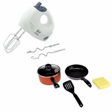 QiaoQiao Hand Mixer with Venice Cookware