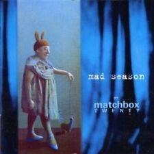 MATCHBOX TWENTY - MAD SEASON BY MATCHBOX TWENTY CD NEW+
