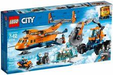 LEGO CITY 60196 L'avion de ravitaillement arctique  ++ 100% NEUF NEW ++