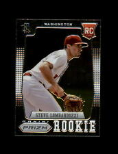 2012 Panini Prizm Baseball #174 Steve Lombardozzi RC Rookie (Nationals) MINT