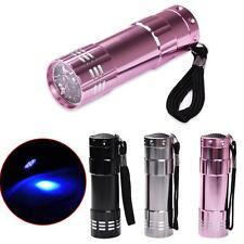 Mini LED UV Gel Curing Lamp Light Professional Dryer Fast Cure Nail Flashlight