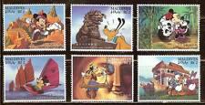 Mint Disney Maldives cartoons stamps  (MNH)