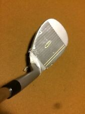 "Wilson Men Left Hand ""Harmonized"" 60* Lob Wedge Steel Shaft 35"" New Free Shipp"