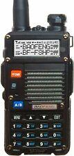 BF-F8HP 8W TRI-POWER Two 2 Way Ham Radio Walkie Talkie Transceiver Police EMS US