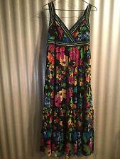 New Womens Jones New York Maxi Floral Lined Dress 4