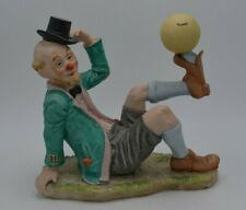 Pucci Vintage Ceramic Circus Clown Figurine