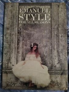 Style for All Seasons, David & Elizabeth Emanuel (Ex-Library, Hardback, 1983)