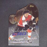 REGGIE LEACH  2002/03 Topps Stanley Cup Heroes #SCHRL  Philadelphia Flyers