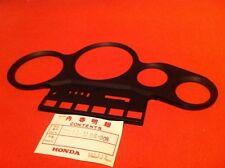 carcasa para VELOCÍMETRO instrumentenplatte Honda Vf 1000 F Parte original