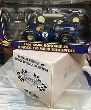 GMP 1/18 Scale 1967 Mark Donohue #6 Sunco T70 MK III Lola Spyder