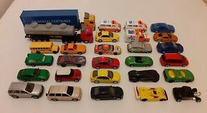 JOB LOT/Bundle of Matchbox/others vintage diecast cars.