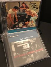 Lot of 2 Upside Down Room CDs S/T + Drag Baby Drag 90s Garage Punk Tooth & Nail
