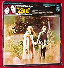 "OST LP ""ZITA""  FRANCOIS DE ROUBAIX 1969 PHILIPS STEREO SEALED"