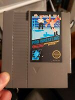 Pro Wrestling - Nintendo NES - Cartridge Only