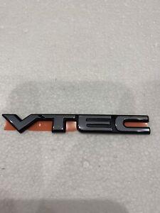 Genuine New HONDA VTEC BADGE Civic Accord Jazz S2000 CRX CR-V FR-V  SUV Coupe