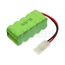 Rechargeable Battery Ni-MH 2/3AA with Cable 2 Pin 12V 800mAh