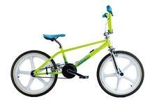 "Rooster Unknown Mag 20"" Wheel Boys BMX Bike Green"