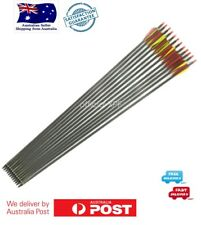 12 x Super Light Weight Pure Carbon Fiber Archery Hunting Arrows