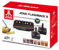 Atari Flashback 8 Classic (105 Games) Retro Gaming Console IT IMPORT ATARI