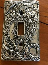 Dragon Single Toggle Light Switch Plate Cover Fellowship Foundry Us Made