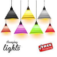new Vintage Industrial Soft Antique Kitchen Pendant Light Lamp Shade Hanging