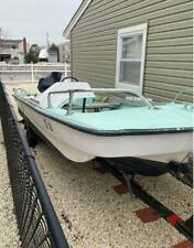 1987 Evinrude 14' Fishing Boat Side Console Located in Barnegat, Nj